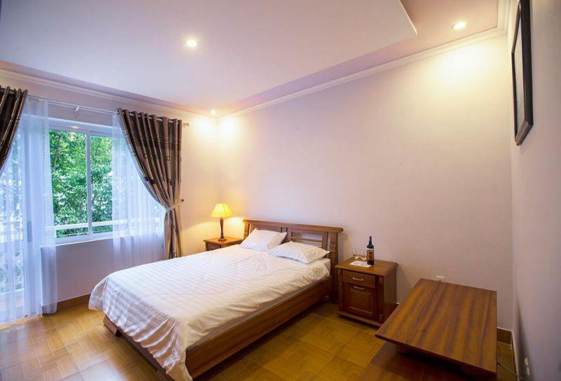 Phòng ở villa nghỉ dưỡng Đà Lạt Hoa Quỳnh 2