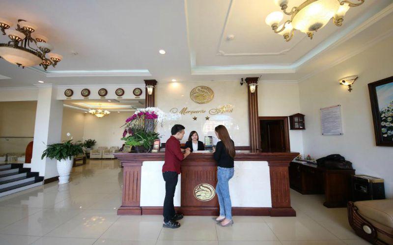 khách sạn Marguerite Đà Lạt