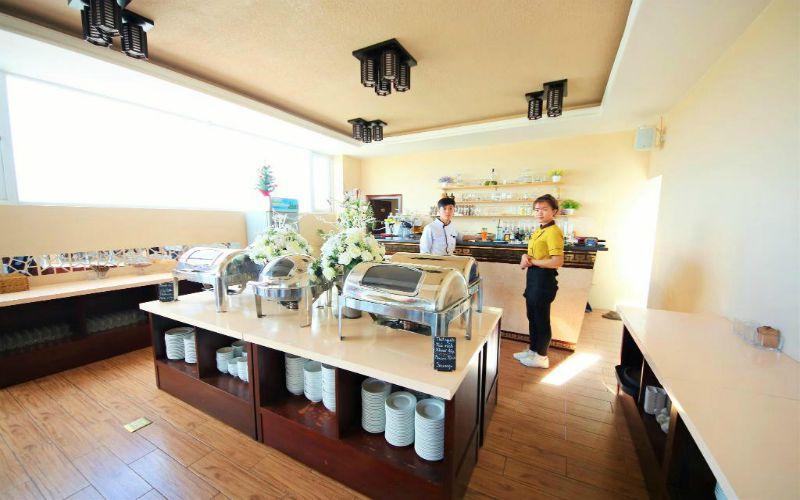 Nhà hàng Khách sạn Marguerite Đà Lạt