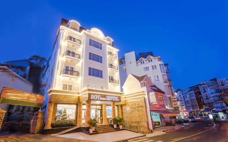 Roy Dala - Khách sạn 3 sao ở Đà Lạt