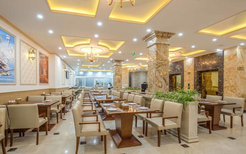 Nhà hàng trong Khách sạn Roy Dala Đà Lạt