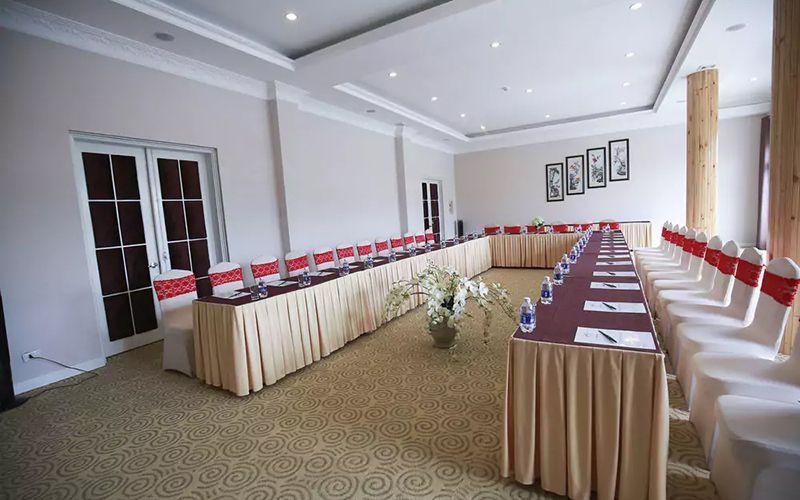 Phòng hội nghị trong khách sạn Ngọc Phát