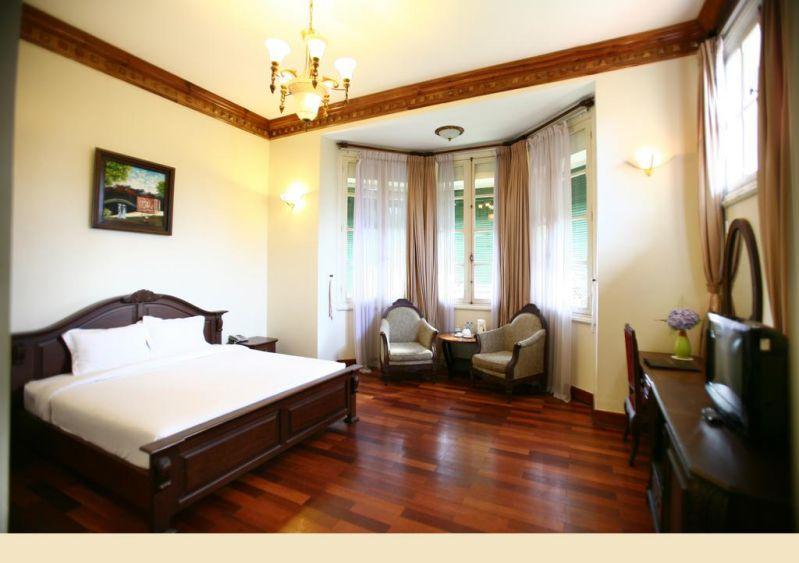 Hình ảnh khu nghỉ dưỡng Dalat Cadasa Resort Đà Lạt