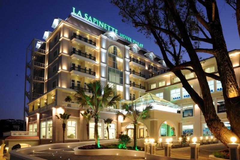 Khách sạn La Sapinette Hotel Đà Lạt
