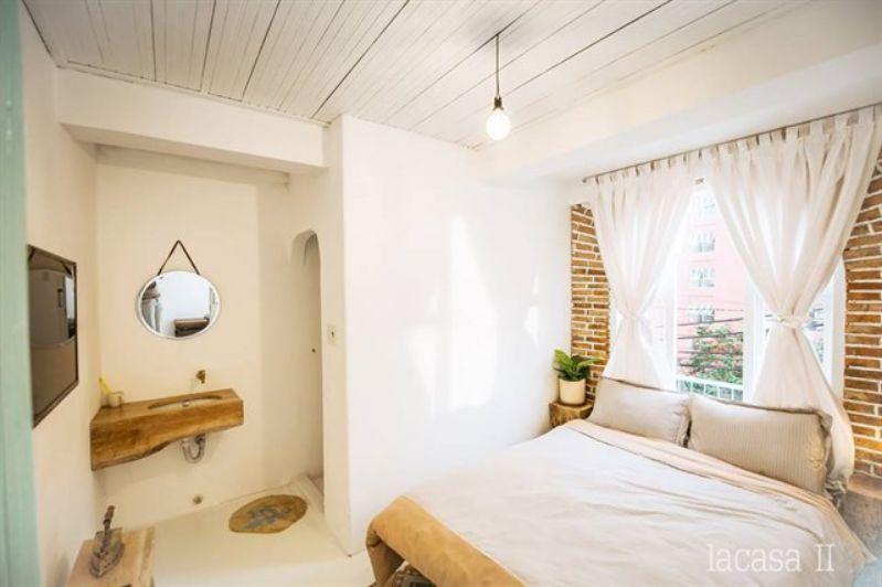Một phòng nghỉ của Lacasa 2 homestay ở Đà Lạt