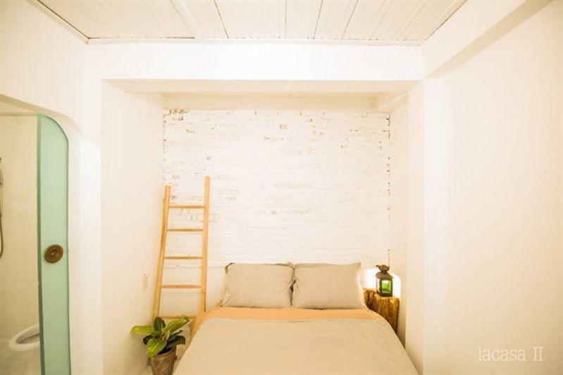 Phòng ngủ khá chất của Lacasa 2 homestay ở Đà Lạt