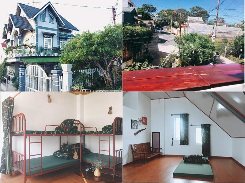 Linh homestay - thuê nhà du lịch Đà Lạt