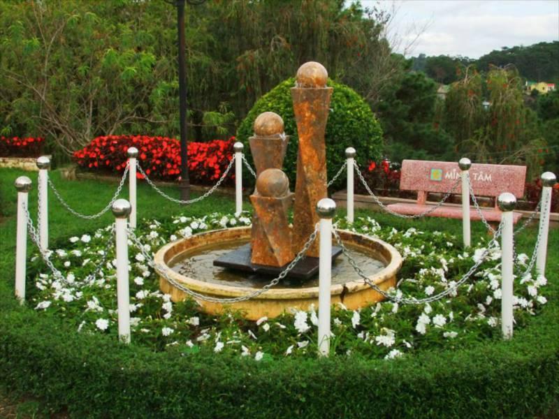 Khu nghỉ dưỡng Vườn hoa Minh Tâm Đà Lạt