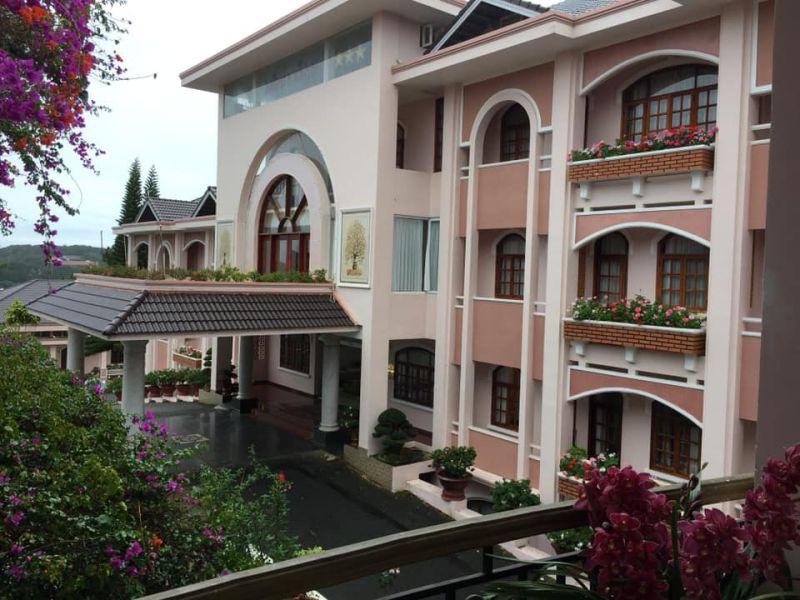 Khách sạn khu nghỉ dưỡng Minh Tâm Hotel Đà Lạt