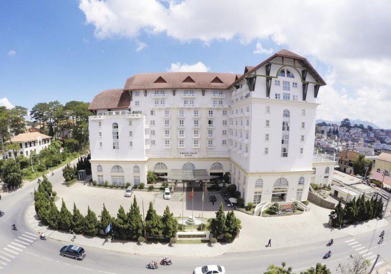Khách sạn Sài Gòn ở Đà Lạt