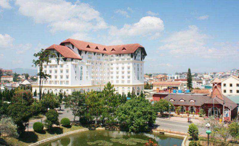 Hình ảnh khách sạn Sài Gòn Hotel Đà Lạt