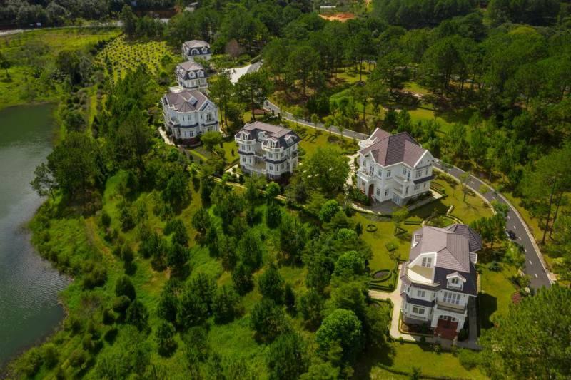 Resort sam Tuyền Lâm Đà Lạt