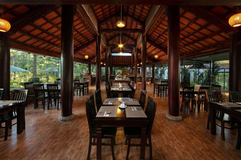 HÌnh ảnh khu nghỉ dưỡng SAM Tuyền Lâm Resort Đà Lạt