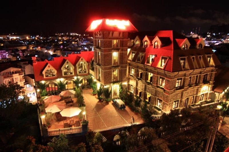 Saphir Hotel Dalat