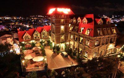 Khách sạn Saphir ở Đà Lạt