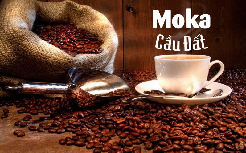 Đặc sản Đà Lạt - Cafe Moka Cầu Đất
