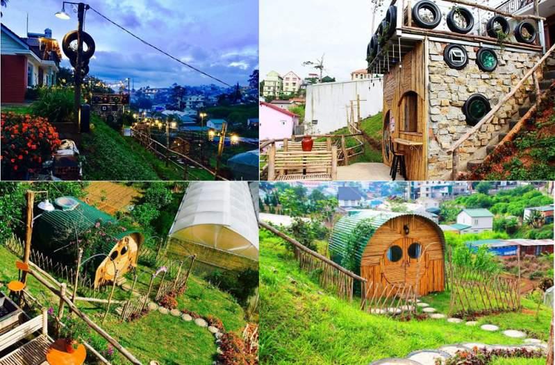 Hobbit - homestay Đà Lạt view đẹp gần trung tâm