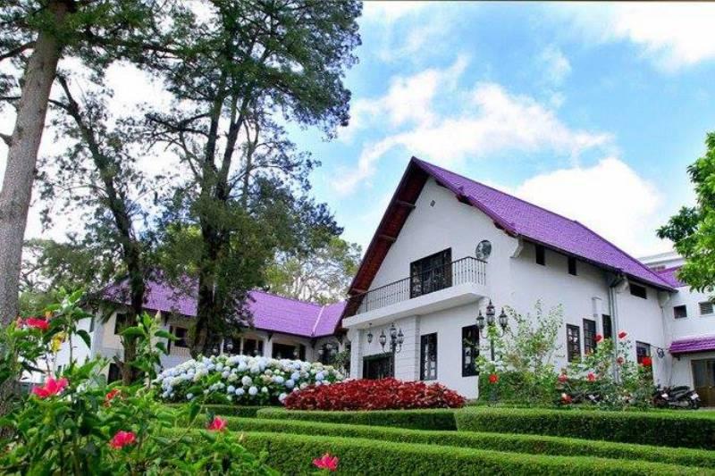 Khách sạn Thanh Thủy Bluewater ở Đà Lạt