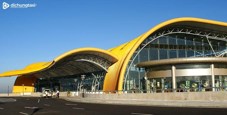 Sân bay Liên Khương ở Đà Lạt