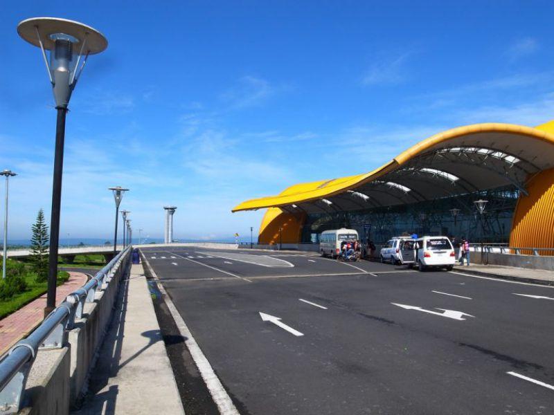 Xe đưa đón tại sân bay Liên Khương ở Đà Lạt