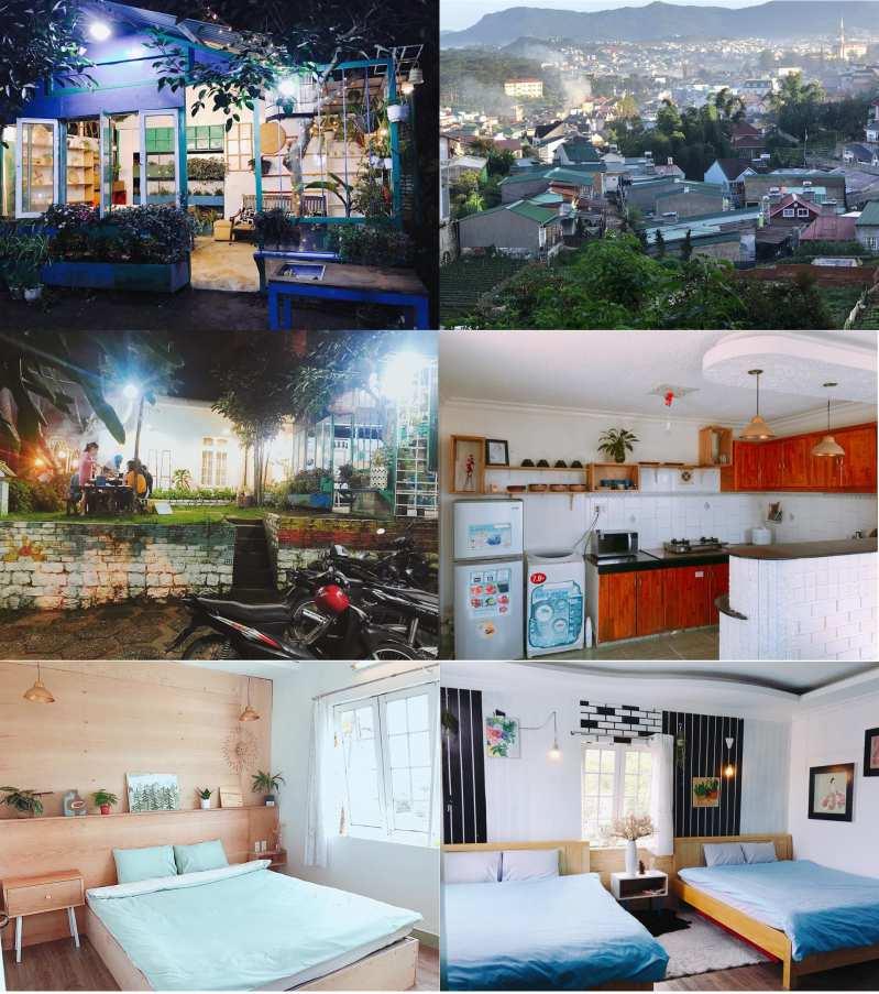 Sun Hills - thuê nhà homestay ở tại Đà Lạt