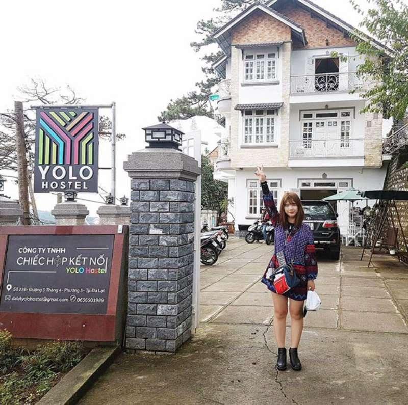 Yolo Camping House - homestay Đà Lạt giá rẻ