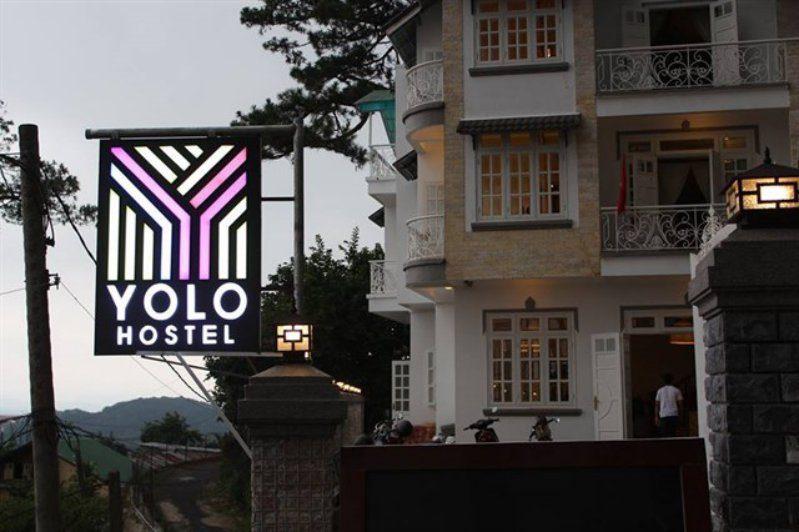 Yolo hostel - homestay khá chất gần chợ đêm Đà Lạt
