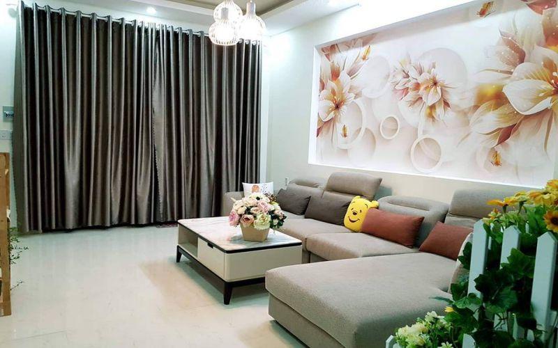 Phòng khách Dạ Lan villa Đà Lạt