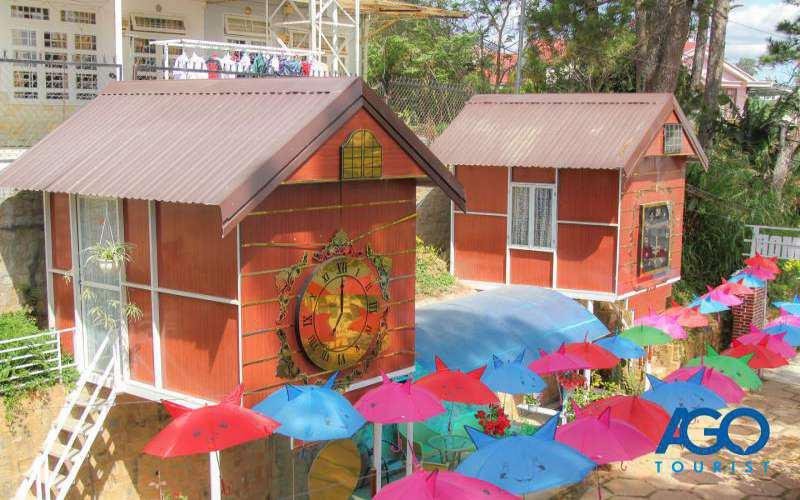 Phòng trong Homestay Vivir EL Amor Đà Lạt