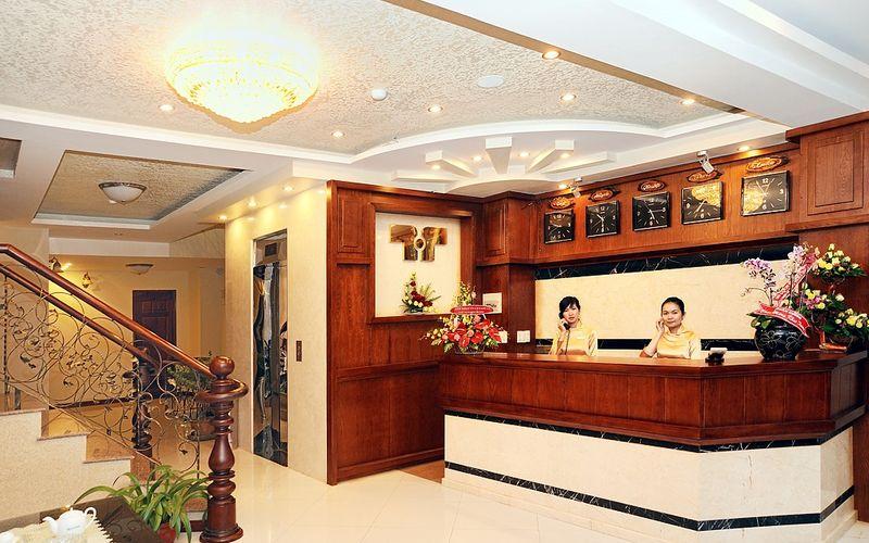 Khách sạn Thi Thảo Gardenia 3 sao Đà Lạt