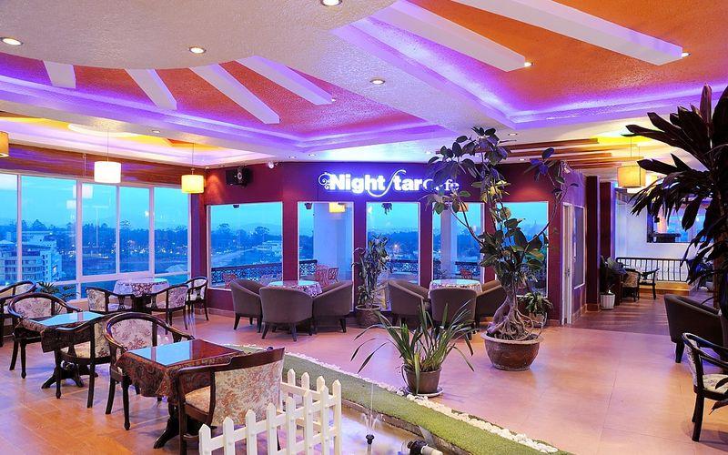 Quầy bar và cafe trong khách sạn Thi Thảo Gardenia Đà Lạt