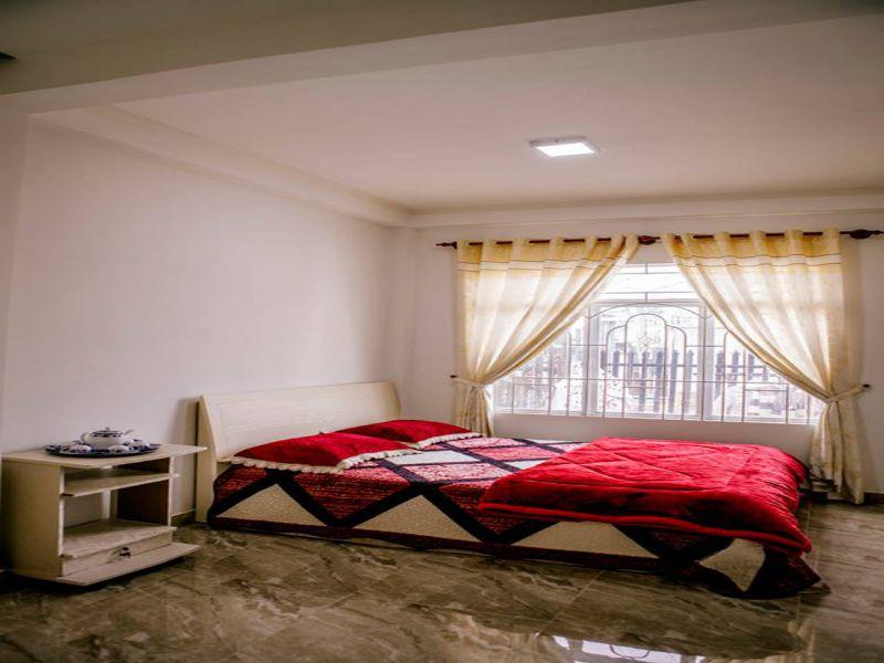 Phòng trong Villa đường Trần Khánh Dư Đà Lạt