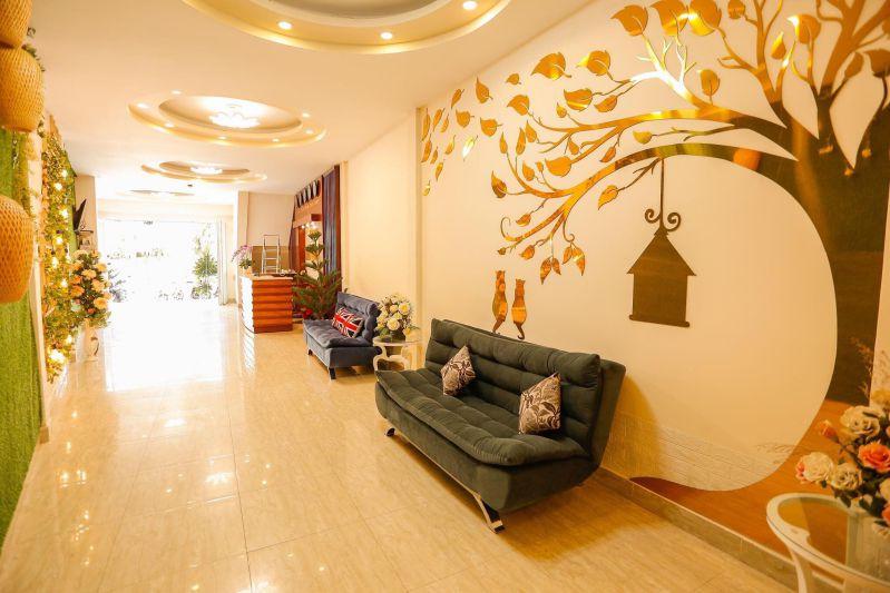 Khách sạn moran 2 sao ở Đà Lạt
