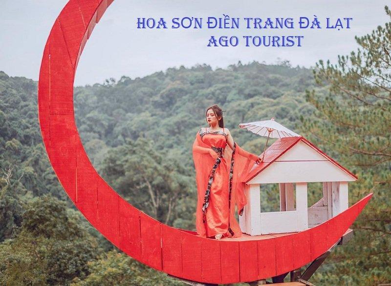 Review Hoa Sơn Điền Trang - Bàn tay phật Đà Lạt