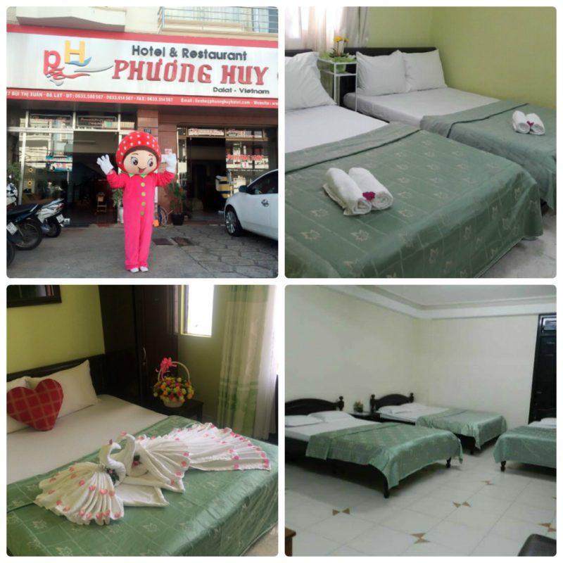 Khách sạn Phương Huy 1