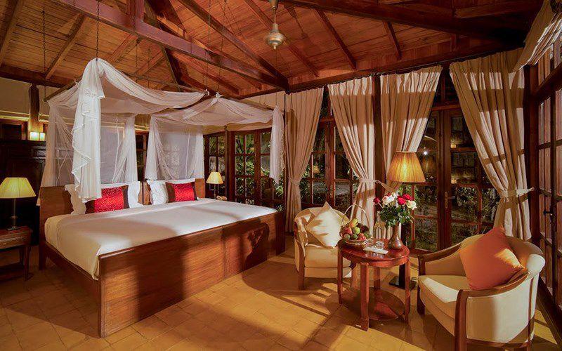 Phòng trong resort Ana-Mandara
