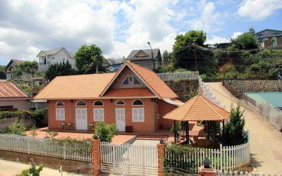 Villa Căn Nhà Gạch Đà Lạt