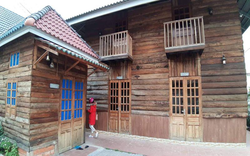 Villa Căn Nhà Gỗ Đà Lạt