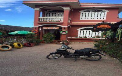 Toàn cảnh Villa Hoàng Văn Thụ