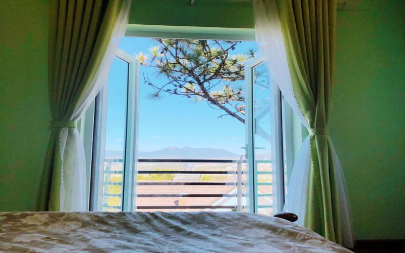 Phòng trong villa Mặt Trời