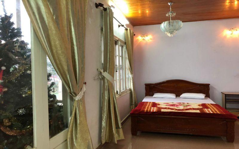 Phòng trong villa Mimosa