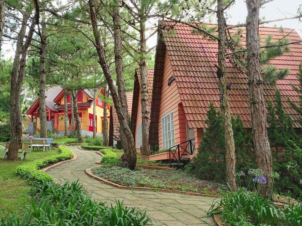Resort Mộng Mơ Đà Lạt