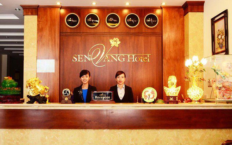 Khách sạn Sen Vàng Đà Lạt