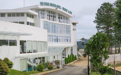 Thủy Hoàng Nguyên hotel – resort & spa