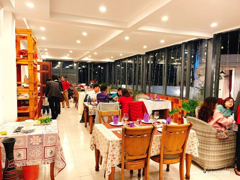 nhà hàng ở Đà Lạt