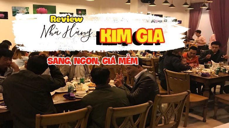 Nhà hàng Kim Gia Đà Lạt
