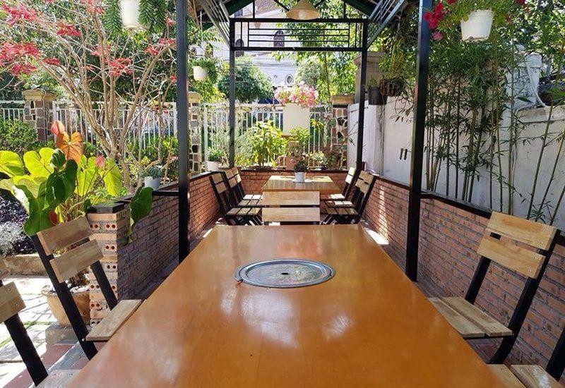 Villa Cô Giang Đà Lạt
