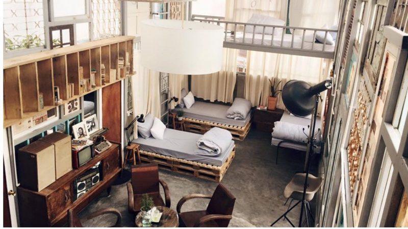 Hostel tại Đà Lạt