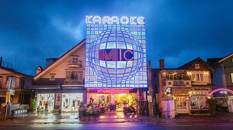 Karaoke Mic Đà Lạt