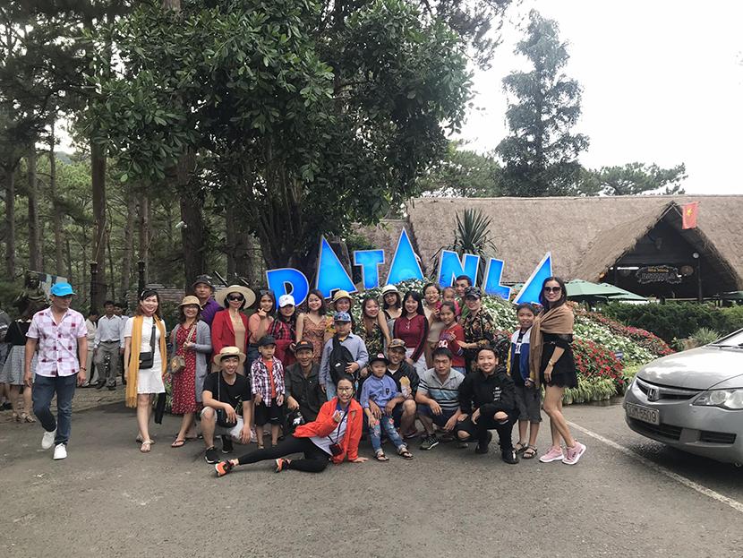 Tour du lịch thác Datanla Đà Lạt